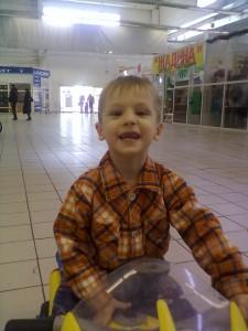 Савелий Егоров 6 лет