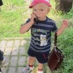 Резяпкин Роман 2 года 4 месяца.
