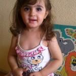 Хачян Гаяне 2 года 1 месяц