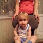 КИМЛАЕВ МАТВЕЙКА (10 месяцев)